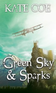 Green Sky Cover