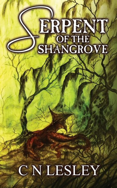 Serpent of the Shangrove Cover