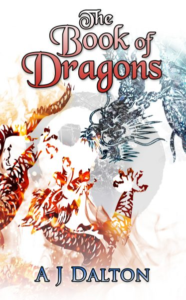 The Book of Dragons cover