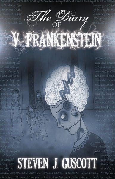 The Diary of V Frankenstein cover