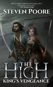 The High King's Vengeance cover