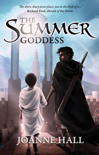 The Summer Goddess cover